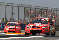 Jamie Whincup and Sébastien Bourdais, Team Vodafone
