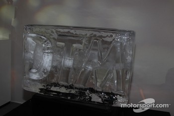 DTM logo in Ice