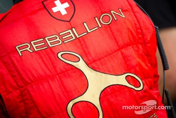 Rebellion Racing team uniform