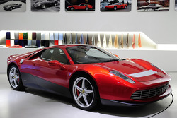 Special Ferrari for Eric Clapton