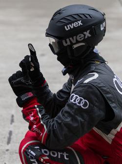 Audi pit crew
