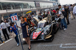 Rebellion Racing Lola  goes from Fuji to Road Atlanta and then Shanghai in 2 week span