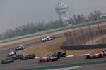 Race start of the 6 Hours of Shanghai