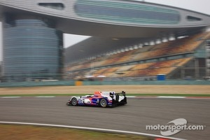 #25 ADR-Delta Oreca 03 - Nissan: John Martin, Tor Graves, Jan Charouz