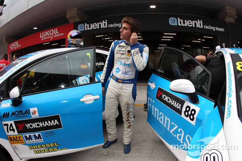 Pepe Oriola, SEAT Leon WTCC, Tuenti Racing Team