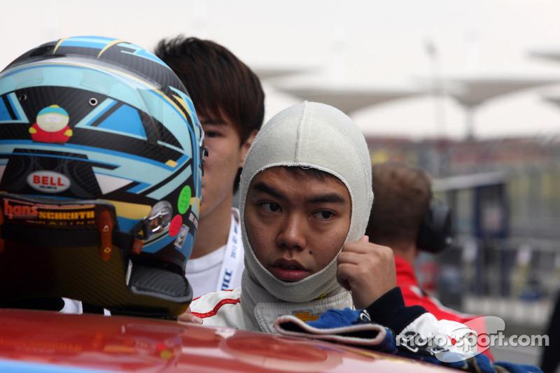 Eric Kwong, Chevrolet Cruze, Look Fong Racing Team