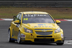 Colin Turkington, Chevrolet Cruze 1.6T,  TEAM AVIVA-COFCO