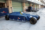 Scuderia Toro Rosso in freight box