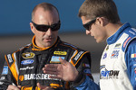 Marcos Ambrose and David Ragan