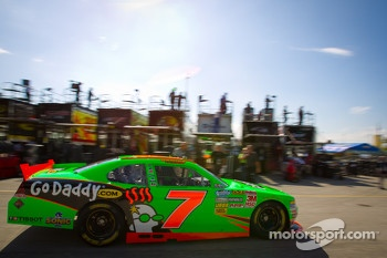 Danica Patrick, JR Motorsports Chevrolet
