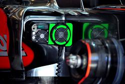 McLaren detail