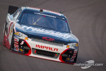 Regan Smith, JR Motorsports Chevrolet