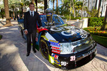 NASCAR Camping World Truck Series champion driver James Buescher, Turner Motorsports Chevrolet