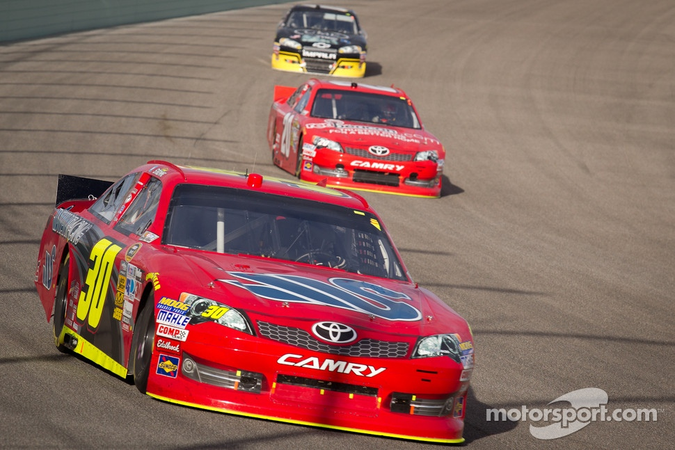 David Stremme, Inception Motorsports Toyota