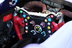 Hispania Racing F1 Team, F112 steering wheel