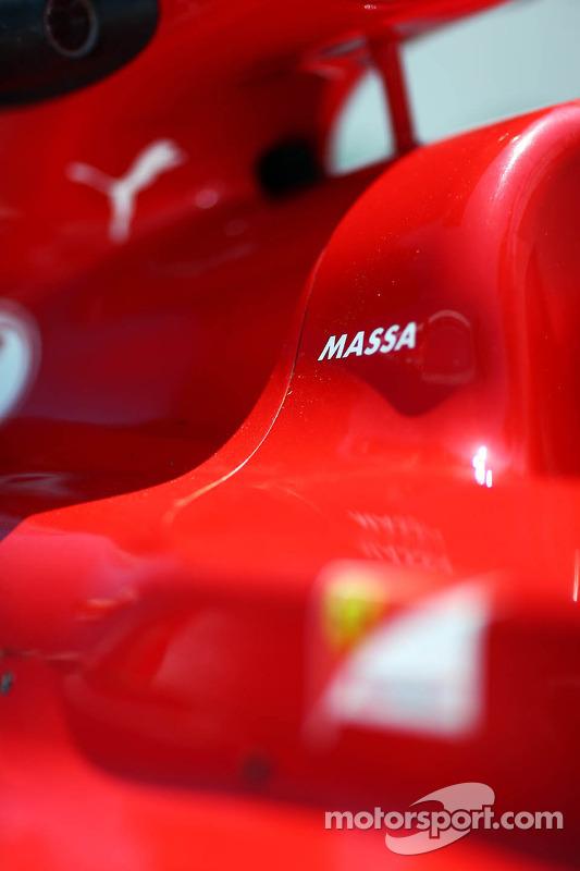 Ferrari F2012 detail