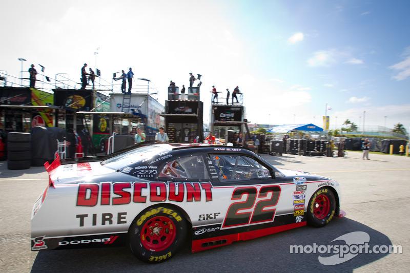 Ryan Blaney, Penske Racing Dodge