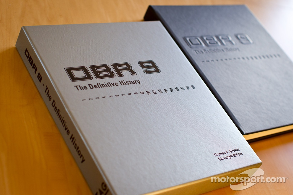 Book presentation: DBR9 The Definitive History