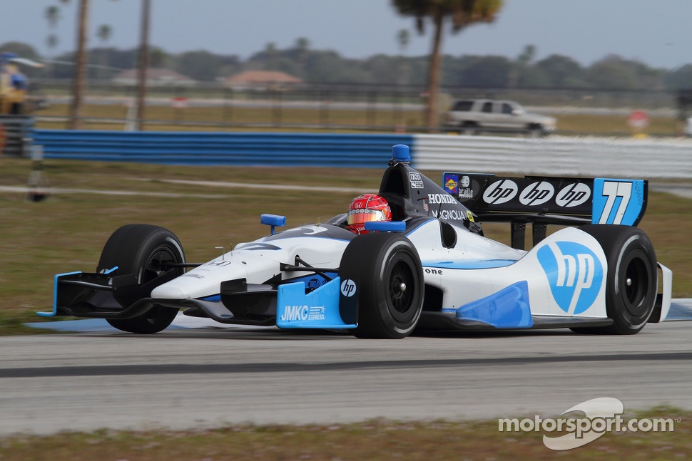 Simon Pagenaud, Schmidt Hamilton Motorsport Honda