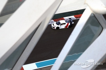#5 United Autosports Audi R8 LMS ultra: Mark Patterson, Will Bratt, Matthew Bell