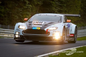 Aston Martin Vantage GT3 with Darren Turner.