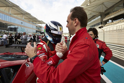 Maurizio Mediani and Amato Ferrari