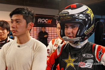 Ho-Pin Tung and Jorge Lorenzo