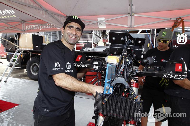 #20 KTM: Paulo Goncalves
