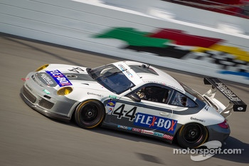 #44 Magnus Racing Porsche GT3: Nicolas Armindo, Andy Lally, Richard Lietz, John Potter