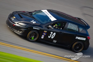 #30 i-MOTO Mazda Speed 3: Ryan Ellis