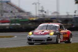 #30 MOMO/NGT Motorsport Porsche GT3: Jakub Giermaziak, Angel Andres Benitez Jr.