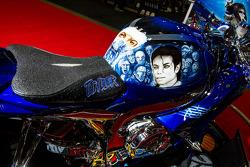 Jannette Cole's Michael Jackson bike