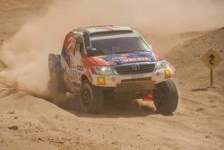 #339 Toyota: Szymon Ruta and Laurent Lichtleuchter