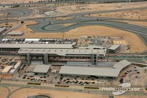 Dubai Autodrome layout