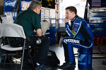 Carl Edwards, Roush Fenway Racing Ford and Jimmy Fennig