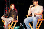 Fan forum: Danica Patrick, Stewart Haas Racing Chevrolet, Kyle Busch, Joe Gibbs Racing Toyota