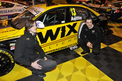 Rob Austin/Will Bratt Wix Racing