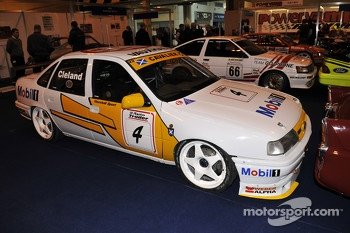 John Clelands 1995 BTCC winning Vauxhall Cavalier