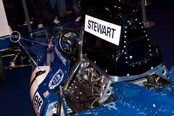 Jackie Stewarts 003 Tyrell F1 car