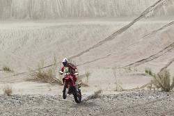 #30 Honda: Javier Pizzolito