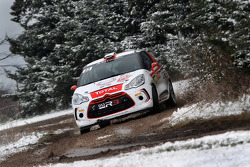 Andrea Crugnola and Michele Ferrara, Citroën DS3 R3