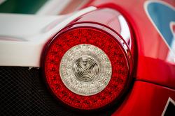 #8 Ferrari of Ft Lauderdale 458TP detail
