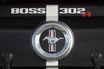 Mustang Boss 302R GT detail