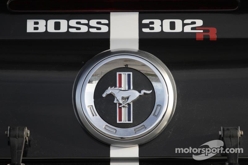 Mustang Boss 302R GT detail