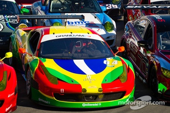 #64 Scuderia Corsa Ferrari 458