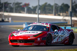 #69 AIM Autosport Team FXDD with Ferrari Ferrari 458: Emil Assentato, Anthony Lazzaro, Nick Longhi, Mark Wilkins