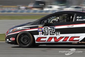 #92 HART Honda Civic SI: Steve Eich, John Schmitt 