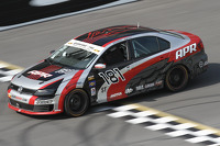#181 APR Motorsport Volkswagen Jetta: Diego Duez, Aleks Altberg