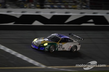 #21 Dener Motorsport Porsche GT3: Ricardo Mauricio, Rubens Barrichello, Tony Kanaan, Nono Figueiredo, Felipe Giaffone