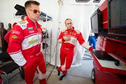 Toni Vilander and Jeff Segal